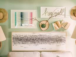 Diy Wall Decor 18 Genius Wall Decor Ideas Hgtvs Decorating Design Blog Hgtv