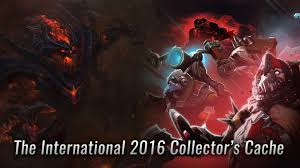 dota 2 the international 2016 collector s cache chest opening