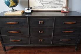 distressed industrial furniture. furniture industrial dresser for your home interior design ideas black with dark wooden distressed i
