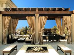 outdoor patio curtains canada remodel interior planning house ideas gallery with outdoor patio curtains canada room