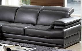 magnificent charcoal grey leather sofa by popular interior design paint color recliner dark full genuine italian view grey leather sofa i46