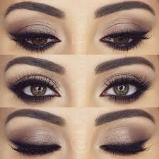 perfect and simple eye makeup for going out or an everyday look