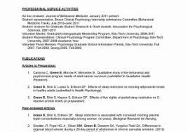 psychology resume examples psychology graduate school resume examples socalbrowncoats
