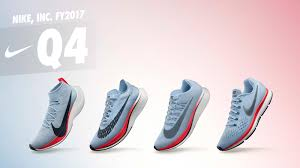 Nike Shoe Sales Chart Nike Inc Reports Fiscal 2017 Fourth Quarter And Full Year
