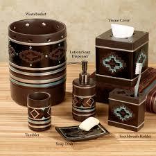 Handmade Bathroom Accessories Southwest Bathroom Decor