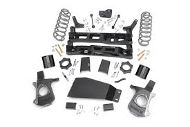 5-inch Suspension Lift Kit for 2007-2013 4WD/2WD Chevrolet Tahoe ...