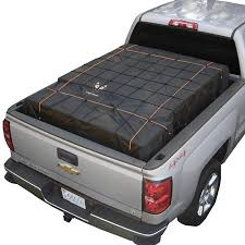 Rightline Gear Truck Bed Cargo Net with Built-In Tarp, 100T60 ...