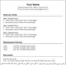 Make A Resume Free Online Create Resume Customize Resume How To