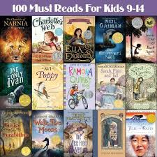 the ultimate backseat bookshelf 100 must reads for kids 9 14