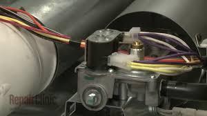 Dryer Gas Valve Solenoid Replacement Ge Gas Dryer Repair Part