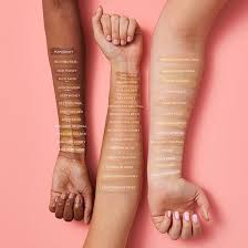 Tarte Amazonian Clay Color Chart Amazonian Clay Full Coverage Foundation