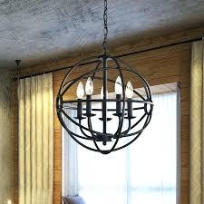 black chandelier lamp round wide lamps plus marvelous metal farmhouse ball iron chandeliers