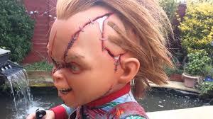 life size chucky doll scary life size chucky doll youtube