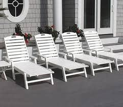 Black and white patio furniture Rattan Chaise Lounges Pinterest Polywood Outdoor Furniture Rethink Outdoor Polywood Official Store