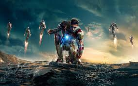 iron man office. Box Office Report: Iron Man 3 And Catching Fire Top End Of Year Figures For 2013.