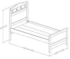 full xl bed frame – tryplot.co
