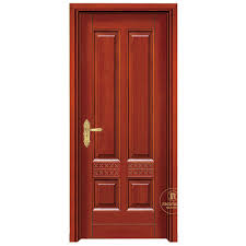 interior position mdf strong wood strong door 4 panel strong