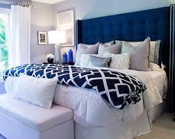 blue tufted headboard. Modren Blue Beautiful Bedroom Featuring Tufted Wingback Headboard In Blue Linette Fabric To Blue Tufted Headboard L