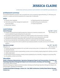 samole resume free resume builder great sample resume