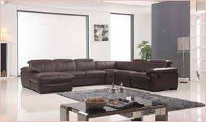 Abbyson Living Charlotte Beige Sectional Sofa And Ottoman