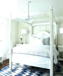 Wood Canopy Bed King Black Size Home Improvement – venusmahe