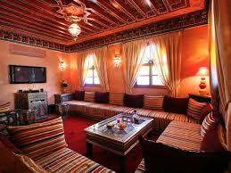 Orange Living Room Sets Moroccan Living Room Zampco