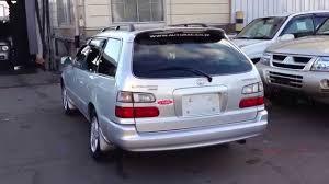 Toyota Corolla wagon L-touring sold to Tanzania - YouTube