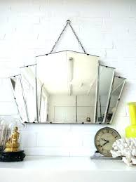 wall mirrors extra large bevelled edge wall mirror unique mirrors for bathrooms bathroom