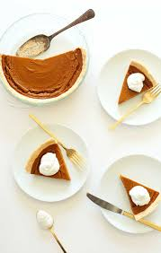Best Pie Recipes Vegan Gluten Free Pumpkin Pie Minimalist Baker Recipes