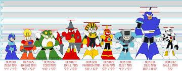Mega Man 4 Size Chart Mega Man Rings For Men Size Chart