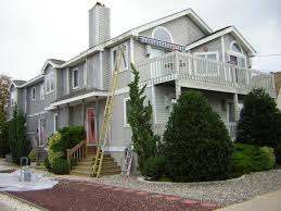 exterior house painting new jersey. southern new jersey exterior painting projects. before: vacation house in need of t