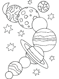 Solar System Coloring Pages Educational Coloring Sheets Solar System