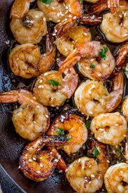 Easy Honey Garlic Shrimp Recipe ...