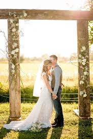 diy barn wood wedding arbor attractive wooden arbor for wedding 5