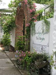 garden gate tea room 142 east 4th avenue mount dora florida