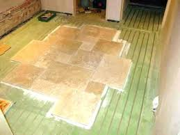 heated bathroom flooring. Installing Heated Tile Floor S Bathroom . Flooring