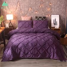 wazir luxury pinch pleat bedding comforter bedding sets bed linen duvet cover set pillowcases bedding queen