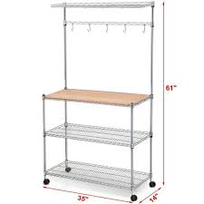 kitchen bakers rack cabinets shelf bakers rack kitchen shelving unit with cutting board and baker s rack glass bakers rack decorative metal bakers rack
