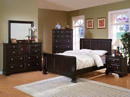 Bedrooms with Dark Brown Furniture