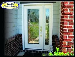 single exterior doors with glass. Delighful Glass Glass Door With Sidelights Single Front Doors Lotus  Sidelight 9 Inside Single Exterior Doors With Glass