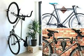 diy bike wall mount wall mount bike rack these modern mounted racks fit in small spaces diy bike wall mount