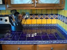 design kitchen countertop tile