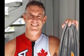 Bob Wink is still making international waves in water sports ...