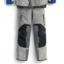 Bmw Motorcycle Pants Rallye Man Grey