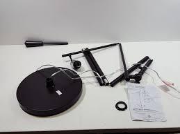 detalles acerca de cantilever drop pendant floor lamp black lamp only