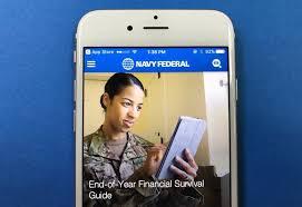 navy federal credit union savings