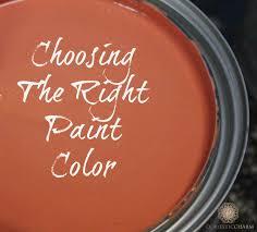 Design Tip: Choosing Paint Color - Domestic Charm