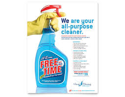 commercial cleaning flyer templates 15 cool cleaning service flyers printaholic com
