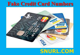 Numbers Real Credit Of - Visa rock-cafe Images Cards