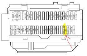 2007 toyota prius fuse box toyota wiring diagram instructions 2001 toyota camry interior fuse box diagram at Toyota Camry Fuse Box Location